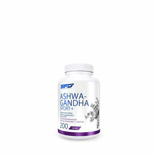 Ashwagandha 200 Tabs SFD NUTRITION® Bienestar Canary Sport