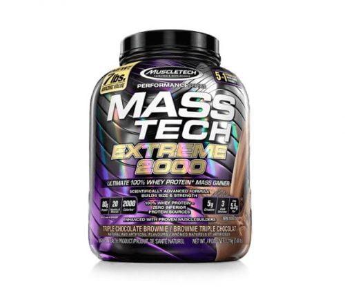 MassTech Performance 3,2kg MUSCLETECH® Canary Sport