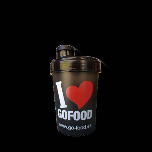 Shaker I love GOFOOD® Canary Sport