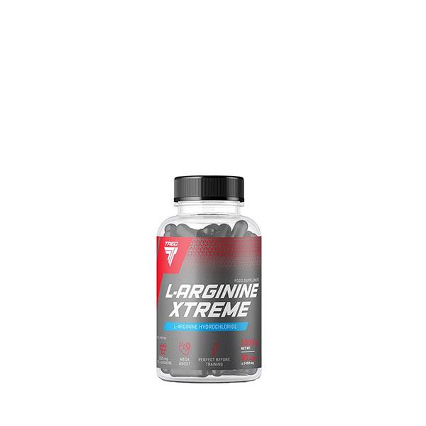 L-Arginine Xtreme 90 Caps TREC NUTRITION® Canary Sport