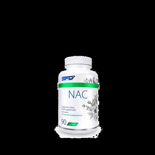 NAC 90 Tabs SFD NUTRITION® SFD NUTRITION® Canary Sport