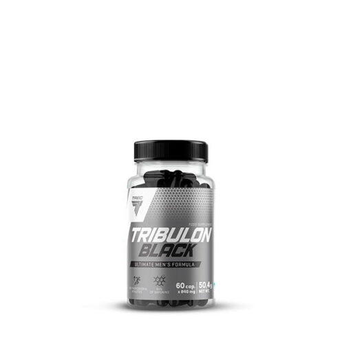 Tribulon Black 60 Caps TREC NUTRITION® Canary Sport