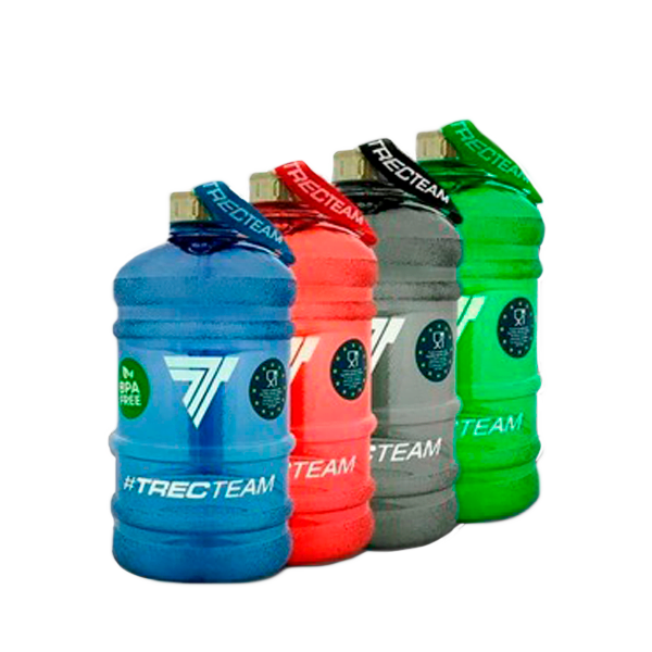 Bidón Agua 2,2l TREC NUTRITION® Canary Sport
