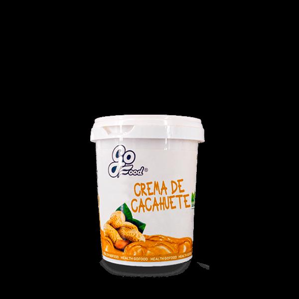 Crema de Cacahuete Natural GOFOOD® Canary Sport