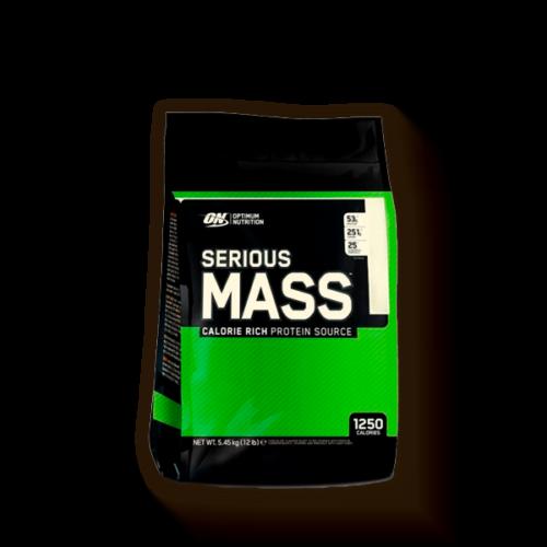 Serious Mass 5,45kg OPTIMUM NUTRITION® Carbohidratos Canary Sport
