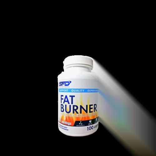 Fat Burner 100 Caps SFD NUTRITION® Canary Sport