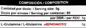 Gluta Go AJINOMOTO® 300g GOFOOD® Canary Sport