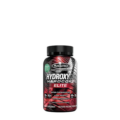 Hydroxycut Hardcore Elite 110 Caps MUSCLETECH® Canary Sport