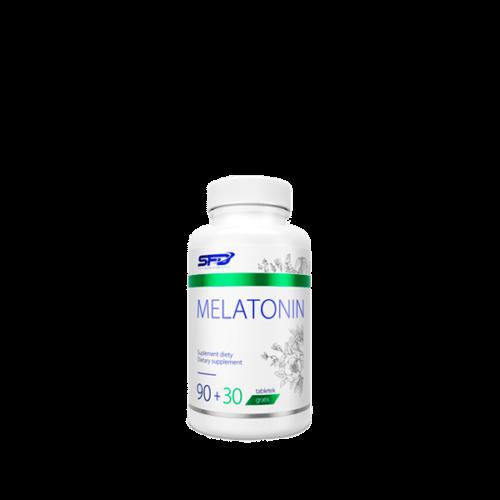 Melatonina 120 Tabs SFD NUTRITION® SFD NUTRITION® Canary Sport
