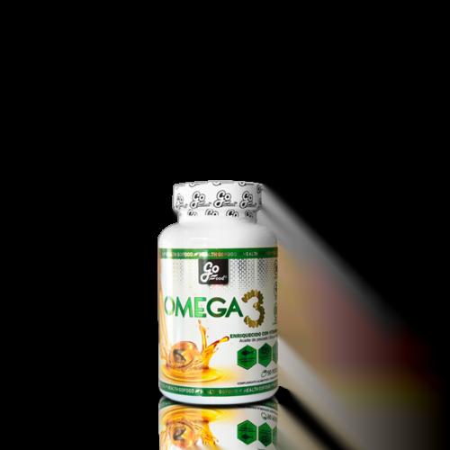 Omega-3 90 Perlas GOFOOD® Canary Sport