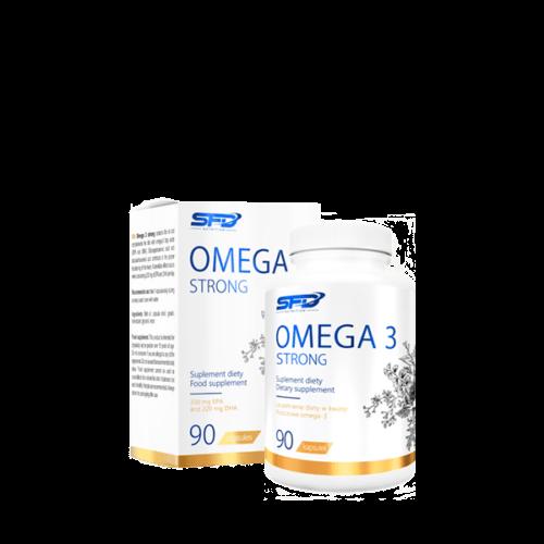 Omega-3 90 Perlas SFD NUTRITION® SFD NUTRITION® Canary Sport