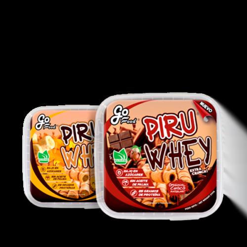 Piru® Whey 90g-200g GOFOOD® Snacks Canary Sport