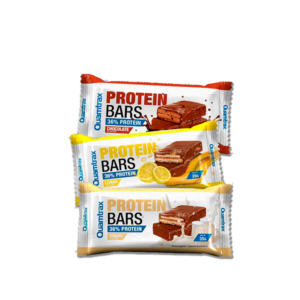Protein Bars 32 Barritas QUAMTRAX® Canary Sport