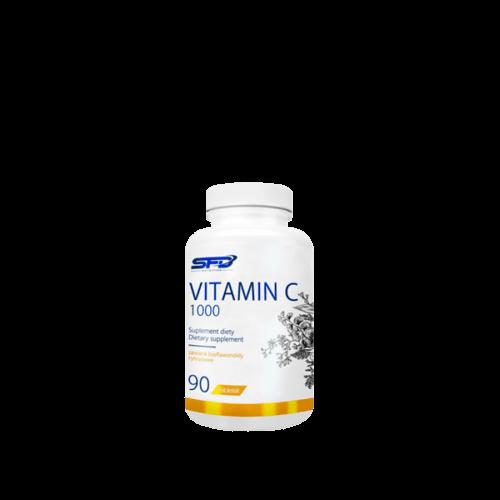 Vitamina C 1000 + Bioflavonoides 90 Tabs SFD NUTRITION® SFD NUTRITION® Canary Sport