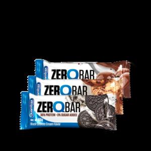 Zero Q Bar 12 Barritas QUAMTRAX® Canary Sport