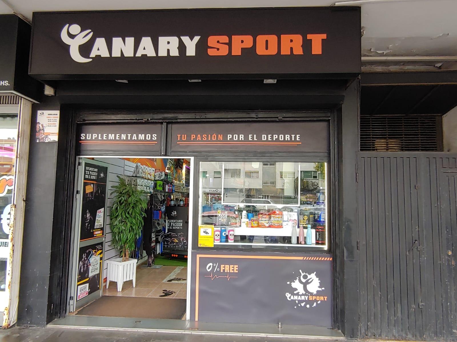Tiendas de Nutrición Deportiva en Tenerife Canary Sport