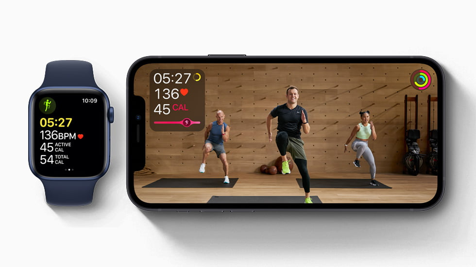 Apple le pone fecha al estreno de su servicio de entrenamiento Fitness+ News fitness Canary Sport