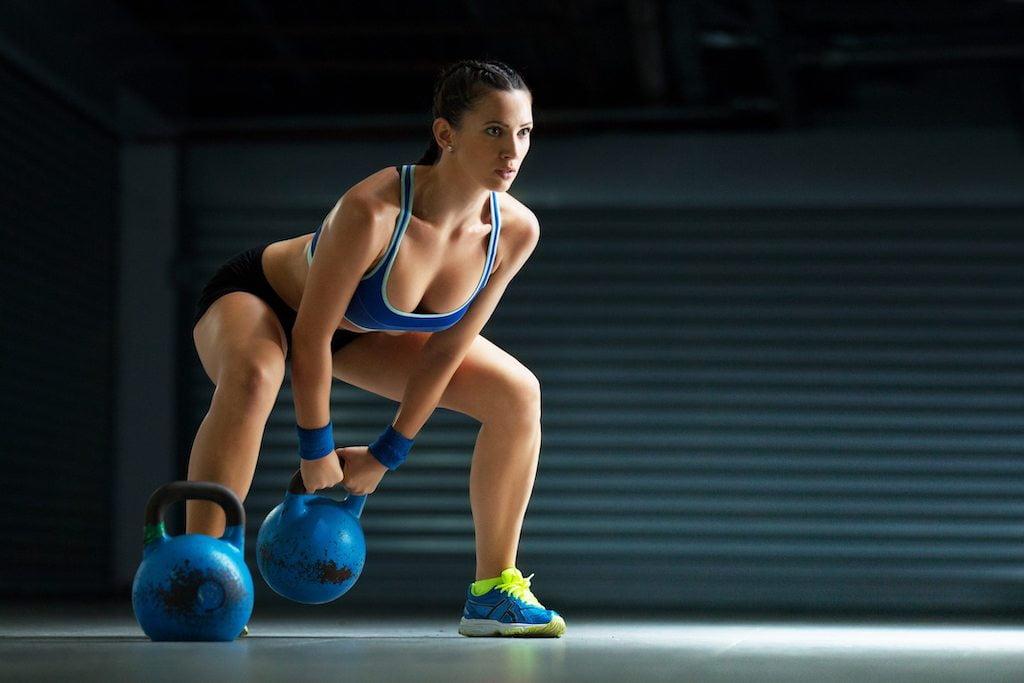 Tres ejercicios de CrossFit para conseguir unos glúteos fuertes y firmes News fitness Canary Sport
