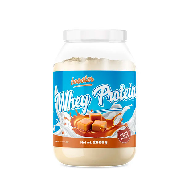 Whey Protein Booster 2kg TREC NUTRITION® Canary Sport