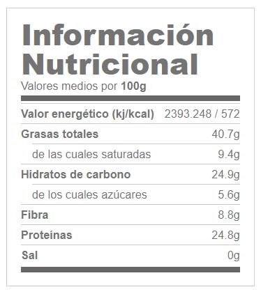Crema de Cacahuetes Mini 200g GOFOOD® Canary Sport