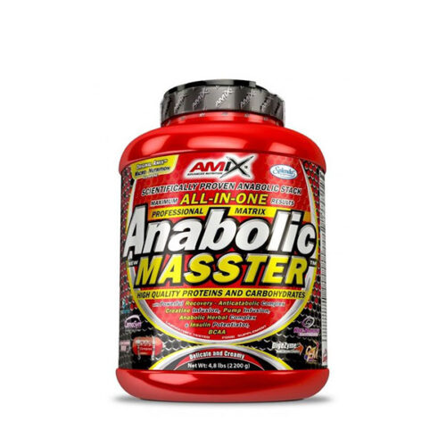 Anabolic Masster 2,2kg AMIX® Carbohidratos Canary Sport
