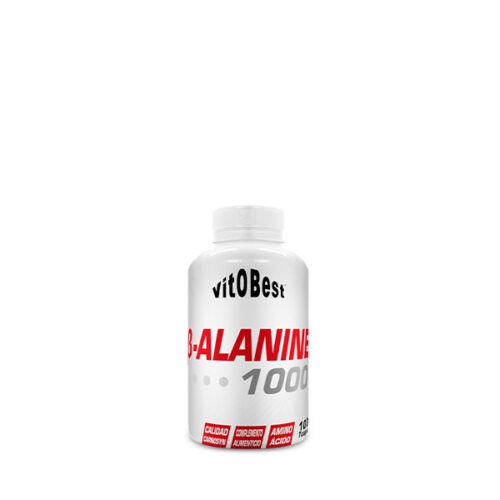 Beta-Alanine 1000 100 TripleCaps VITOBEST® Canary Sport