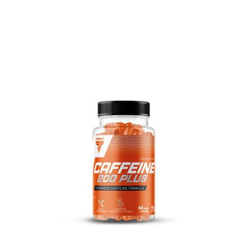 CAFFEINE 200 PLUS 60 Caps TREC NUTRITION® TREC NUTRITION® Canary Sport