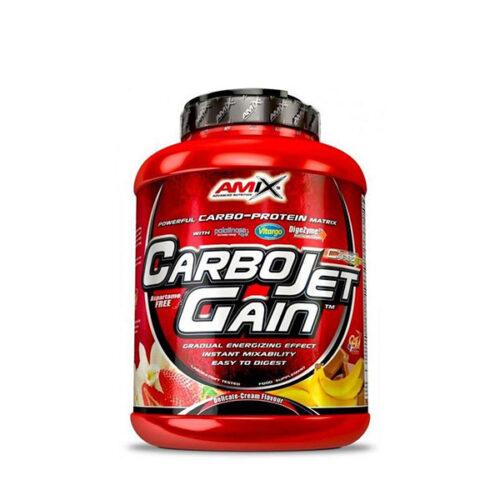 Carbojet Gain 2,25kg AMIX® Proteínas Canary Sport