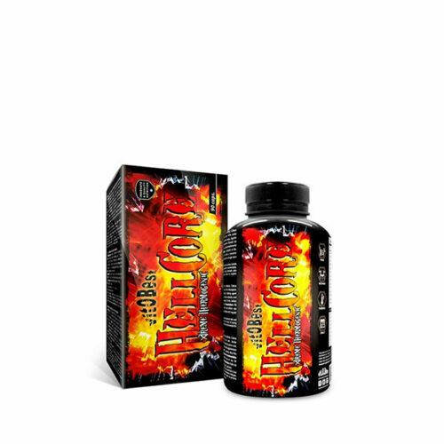 Hellcore 90 Caps VITOBEST® Canary Sport