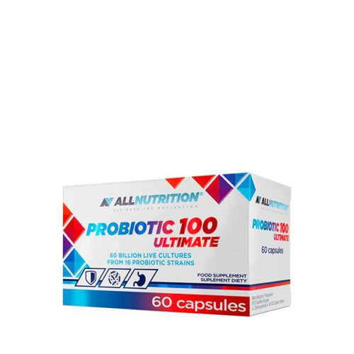Probiotic 100 Ultimate 60 Caps ALL NUTRITION® ALL NUTRITION® Canary Sport