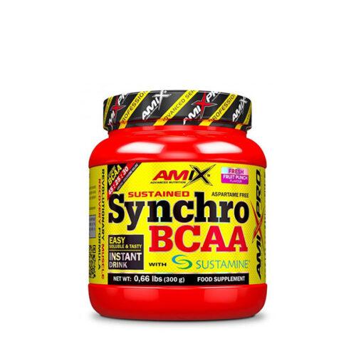 Synchro BCAA Plus Sustamine Instant Drink 300g AMIX® Canary Sport