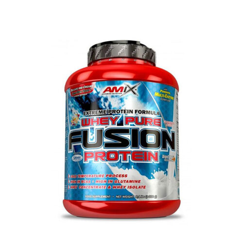 Whey Pure Fusion 1kg-2,3kg AMIX® Canary Sport