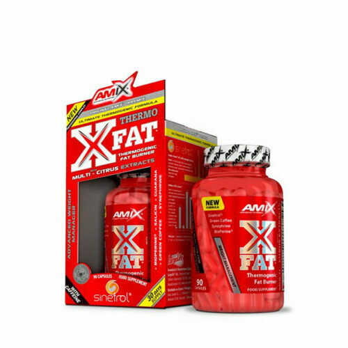 X-Fat Thermogenic Fat Burner 90 Caps AMIX® Canary Sport