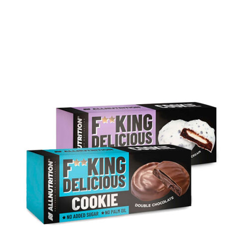 F**king Delicious Cookie 130g ALL NUTRITION® Canary Sport