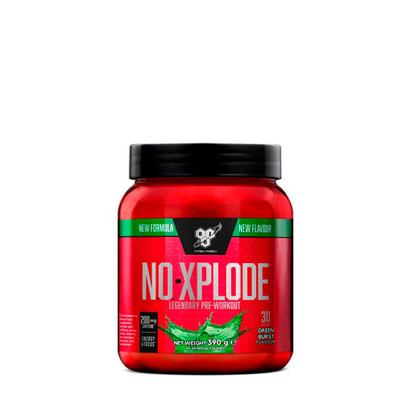 No Xplode Pre Workout 390g BSN® Canary Sport
