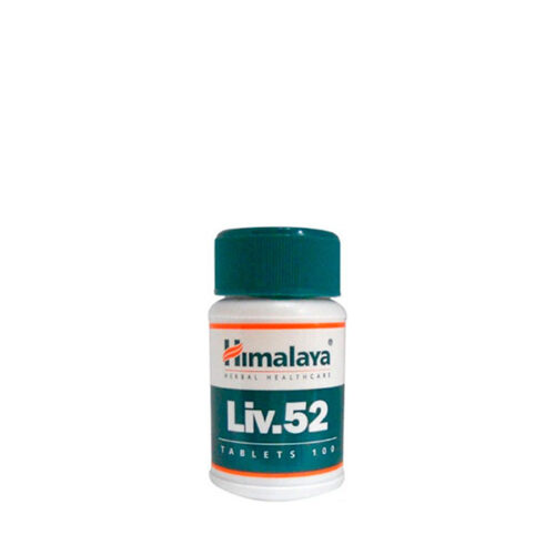 LIV 52 100 Tabs HIMALAYA® Bienestar Canary Sport