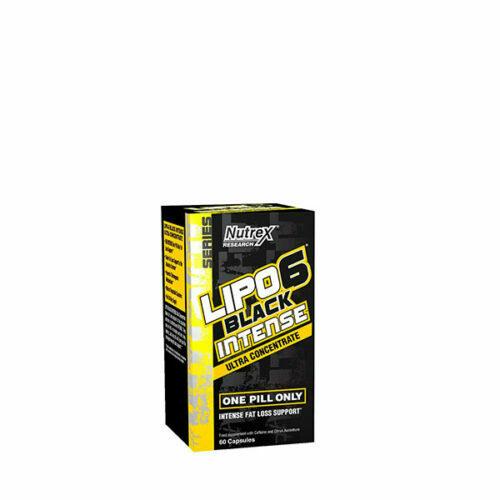Lipo 6 Black Intense 60 Caps NUTREX® NUTREX® Canary Sport