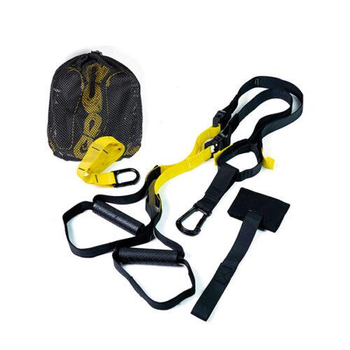 Sistema de Entrenamiento en Suspensión TRX QUAMTRAX® Canary Sport