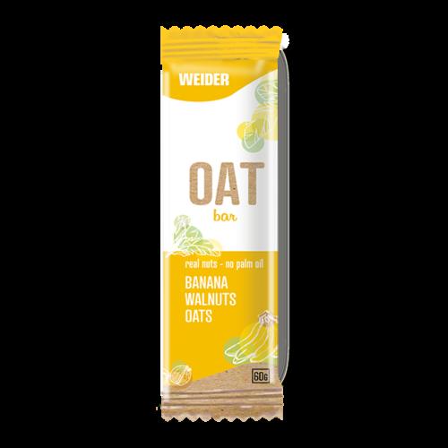 Oat Bar Plátano 20 WEIDER® Barritas Canary Sport