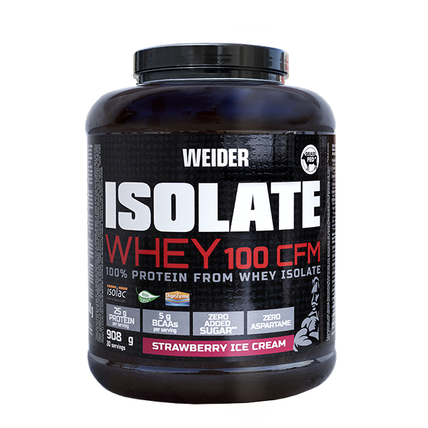 CFM Isolate 908g WEIDER® Canary Sport