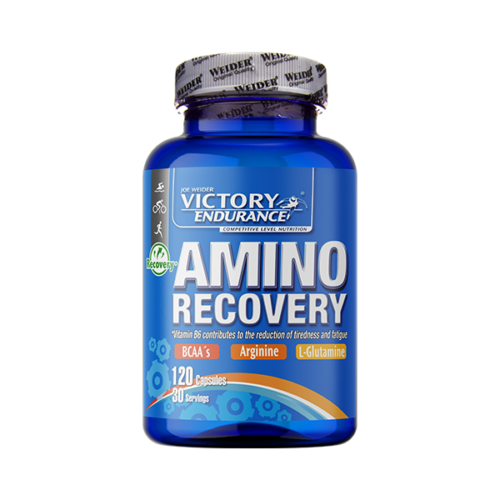 Amino Recovery 120Caps Victory WEIDER® Recuperadores Canary Sport