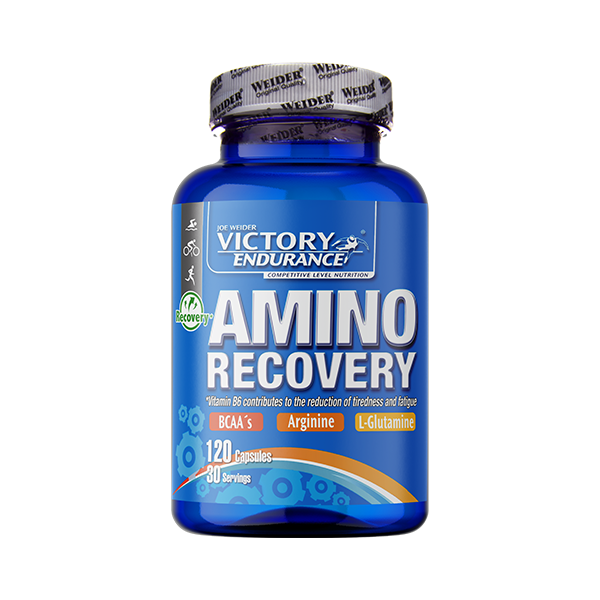 Amino Recovery 120Caps Victory WEIDER® Canary Sport