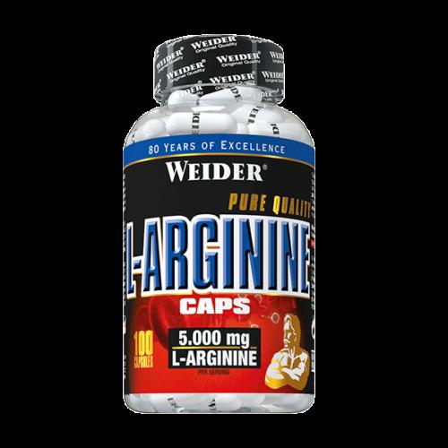 L-Arginina 100Caps WEIDER® WEIDER® Canary Sport