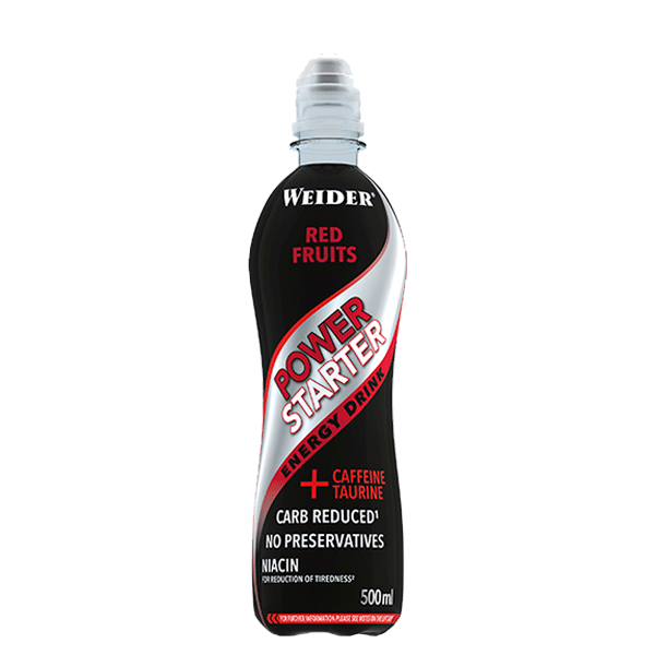 Power Starter Frutos Rojos 24 WEIDER® Canary Sport