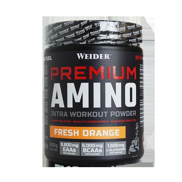 Premium Amino Powder 800g WEIDER® Canary Sport