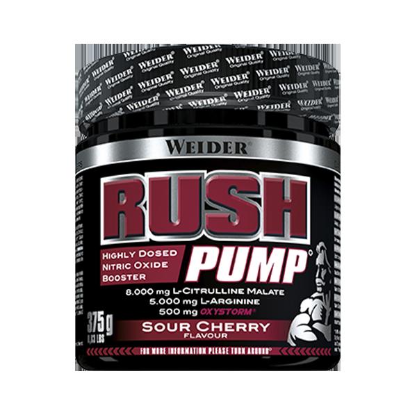 Rush Pump Sour Cherry 375g WEIDER® Canary Sport