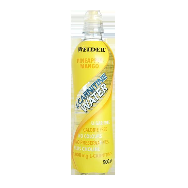 L-Carnitine Water 24 WEIDER® Canary Sport