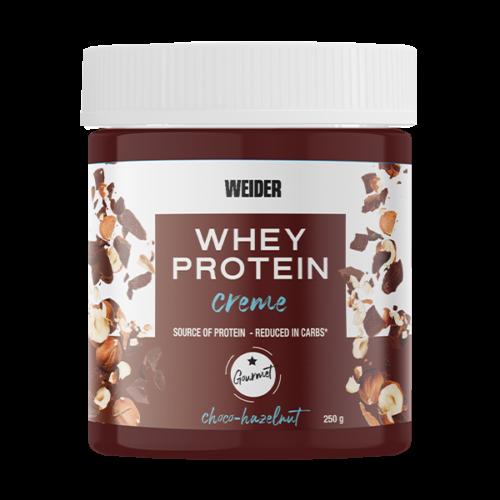 Whey Protein Choco Cream 250g WEIDER® Cremas y Mermeladas Canary Sport