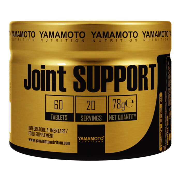 Joint Support 60 Comp YAMAMOTO NUTRITION® Canary Sport