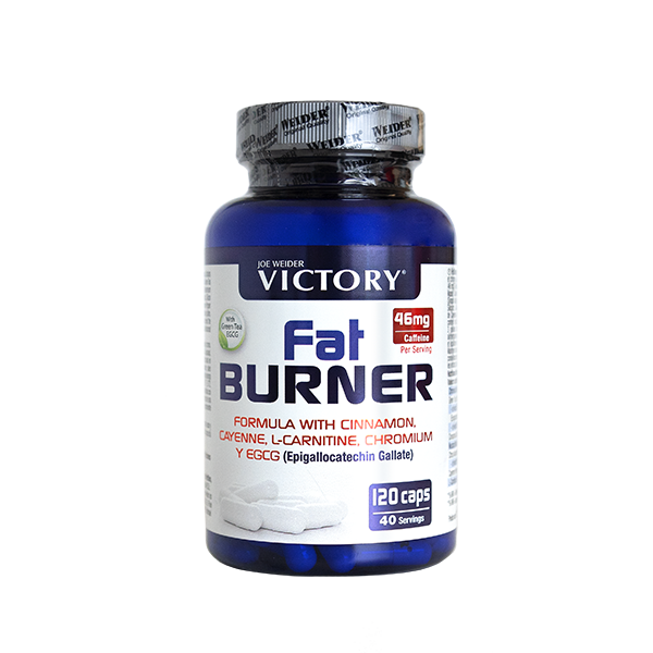 Fat Burner 120Caps Victory WEIDER® Canary Sport